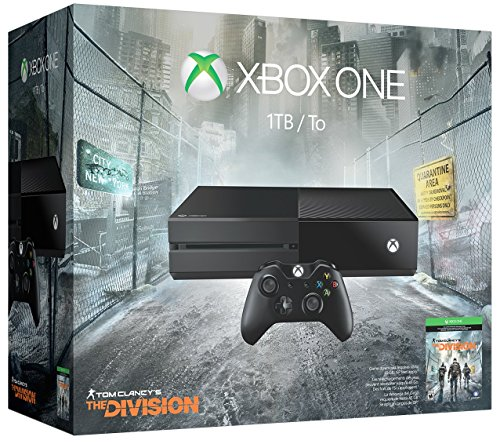 Xbox One Tom Clancys The Division 1TB Bundle
